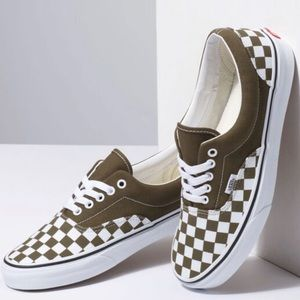 Vans Checkerboard Lace Ups